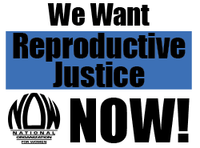 Reprouctive Justice NOW