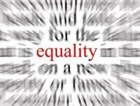 Equality in Focus