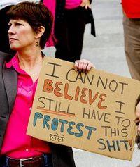 Still Protesting